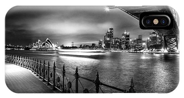 Australia iPhone Case - Sydney Harbour Ferries by Az Jackson