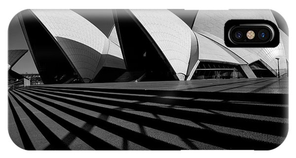 IPhone Case featuring the photograph Sydney Opera House 02 by Yew Kwang