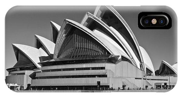 Sydney Opera House IPhone Case
