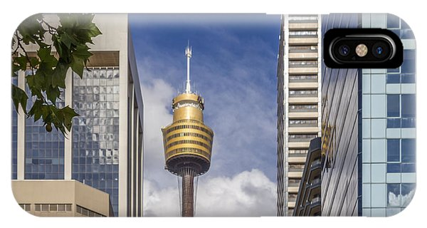 Sydney Tower IPhone Case