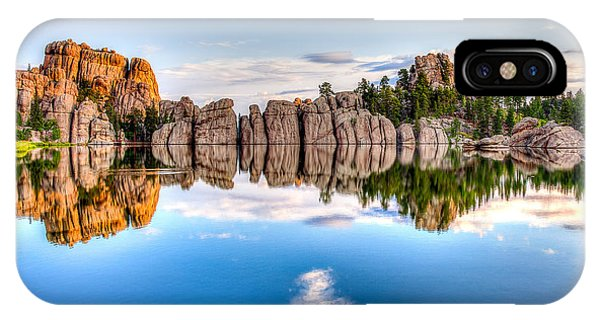 Sylvan Lake IPhone Case