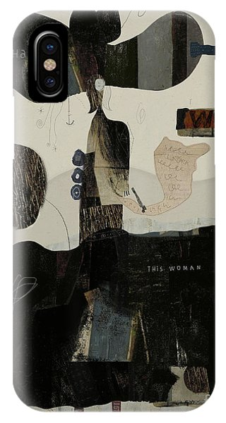 Clothing iPhone Case - Symbolic Image Of A Woman, Which Is by Dmitriip