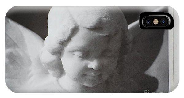 Sympathy      Angel IPhone Case