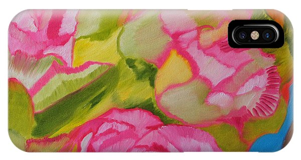 Symphony Of Roses IPhone Case