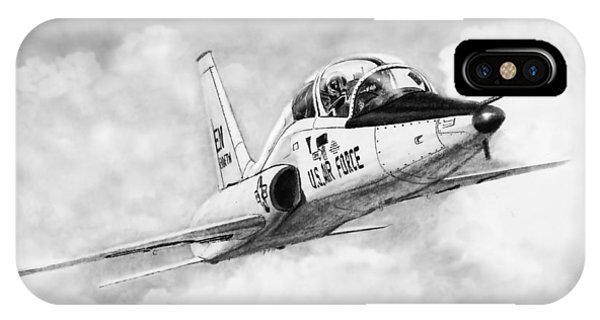 T-38 Talon IPhone Case