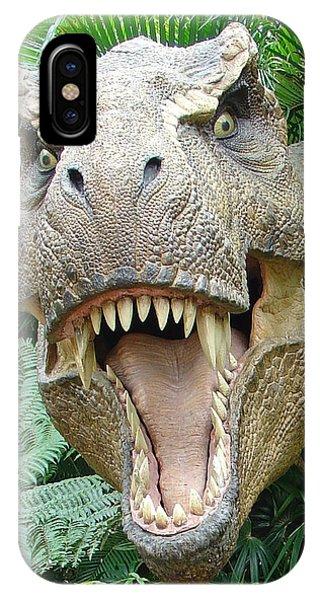 T-rex IPhone Case