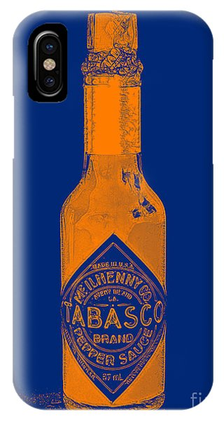 Tabasco Sauce 20130402grd2 IPhone Case