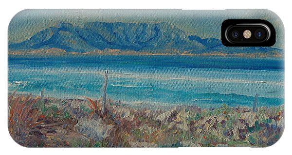 Table Mountain Cape Town IPhone Case