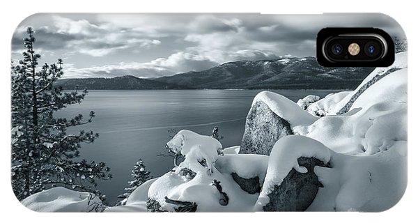 Tahoe Wonderland IPhone Case