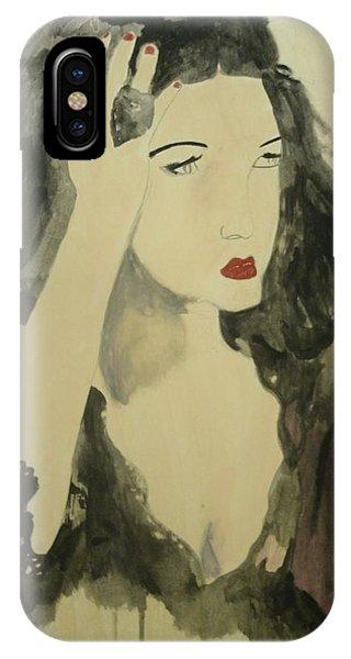 Samantha iPhone Case - Tairrie by Samantha L