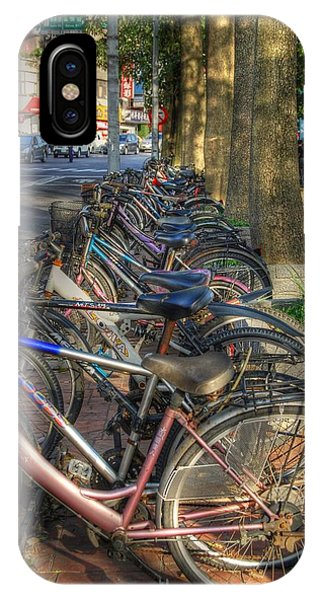 Taiwan Bikes IPhone Case