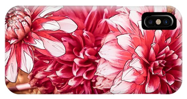 Japanese Autumn Poetry IPhone Case