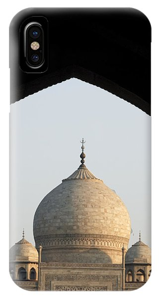 Taj And Arch IPhone Case