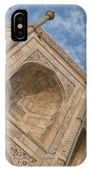 Taj Mahal - Workmanship IPhone Case