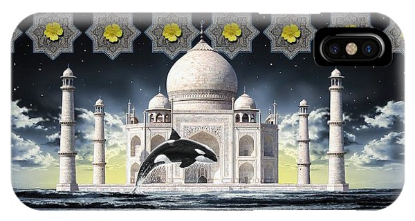 Taj IPhone Case