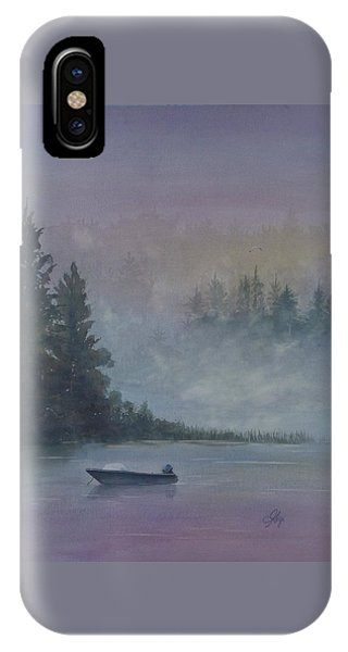 Take Me Fishing IPhone Case