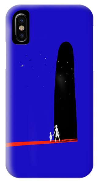 Tales From An Uncertain Future IPhone Case