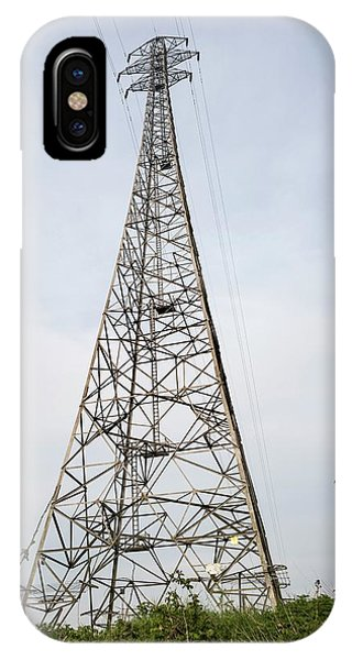 Tall Pylons IPhone Case