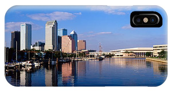 Tampa Fl IPhone Case