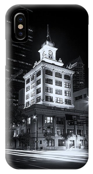 Tampa's Old City Hall IPhone Case