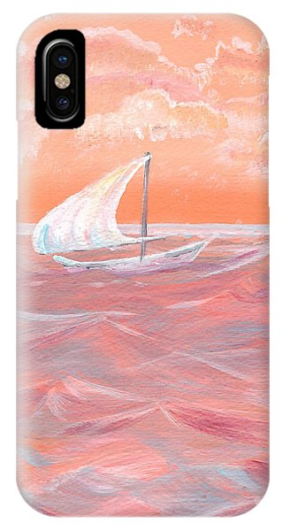 Tangerine Dream IPhone Case