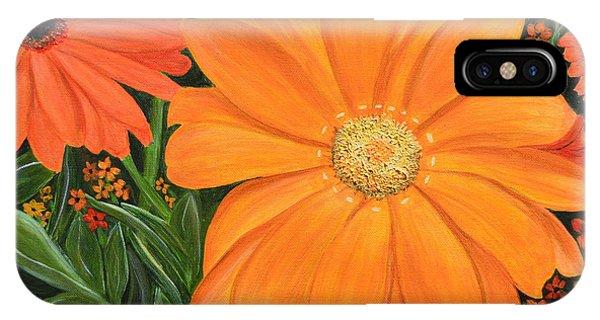 Tangerine Punch IPhone Case