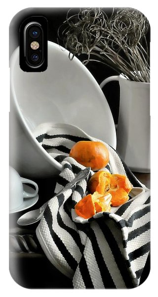 Tangerines IPhone Case