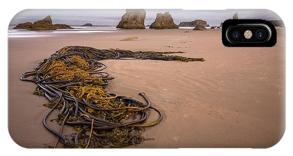 Tangled.... Bandon Oregon IPhone Case