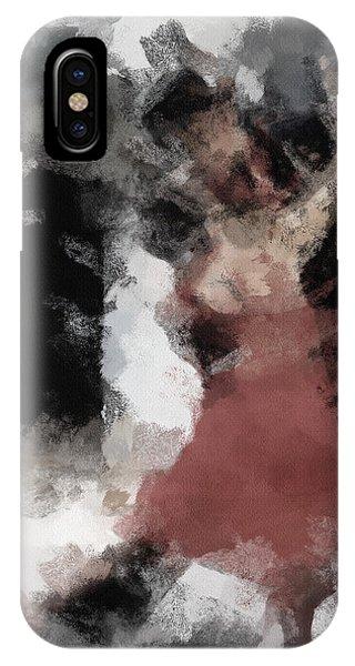 Tango iPhone Case - Tango 2 by Inspirowl Design