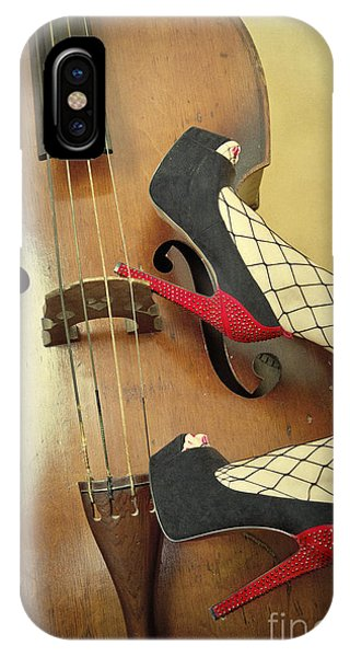Antiques iPhone Case - Tango For Strings by Evelina Kremsdorf