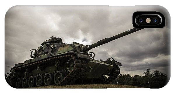 Tank World War 2 IPhone Case