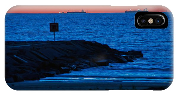 Tanker Sunrise IPhone Case