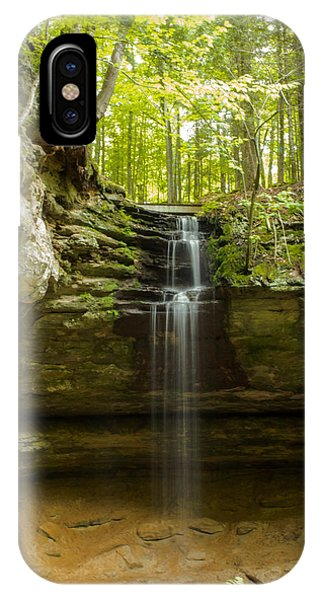 Tannery Falls IPhone Case
