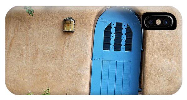 Taos Casa 1 IPhone Case