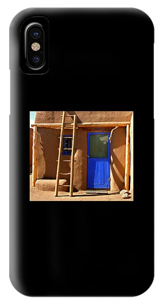 Pueblo IPhone Case