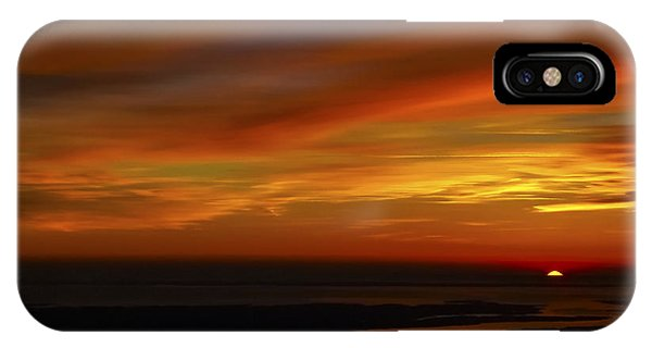 Rappahannock Sunrise II IPhone Case