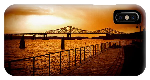 Tappan Zee Bridge IPhone Case