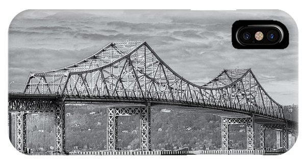 Tappan Zee Bridge Iv IPhone Case