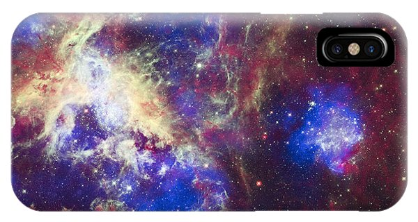 Skyscape iPhone Case - Tarantula Nebula by Adam Romanowicz
