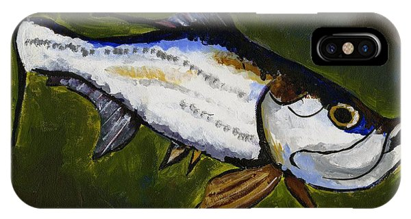 Tarpon Fish IPhone Case