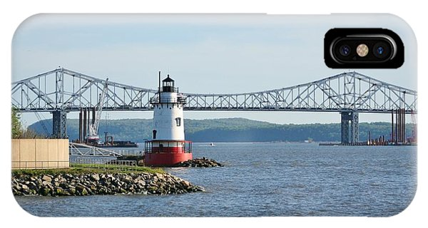 Tarrytown Lighthouse IPhone Case