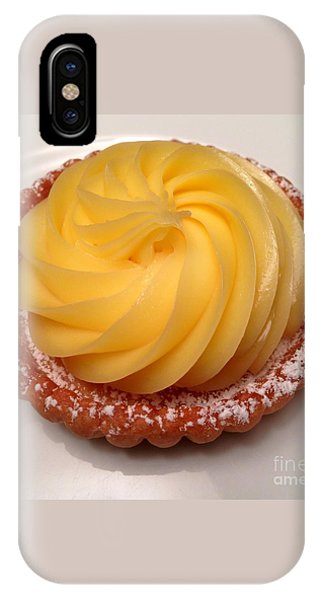 Tarte Citron Dessert IPhone Case