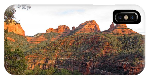 Taste Of Sedona IPhone Case