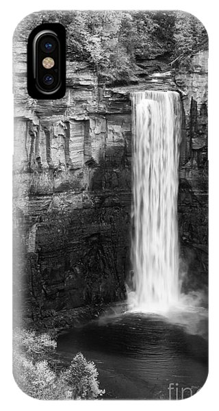 Taughannock Monochrome II IPhone Case