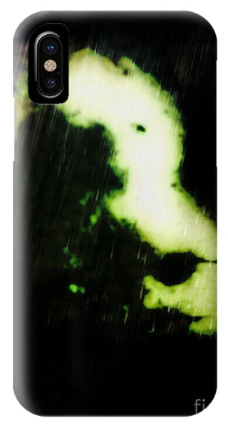IPhone Case featuring the mixed media Tav by Daniel Brummitt
