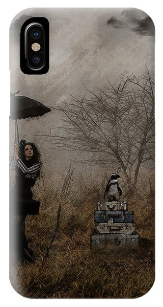Taxi? IPhone Case