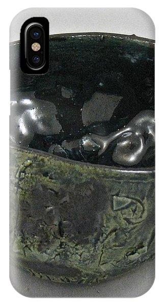 Tea Bowl #5 IPhone Case