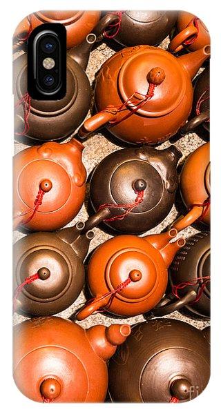 Tea Pots IPhone Case