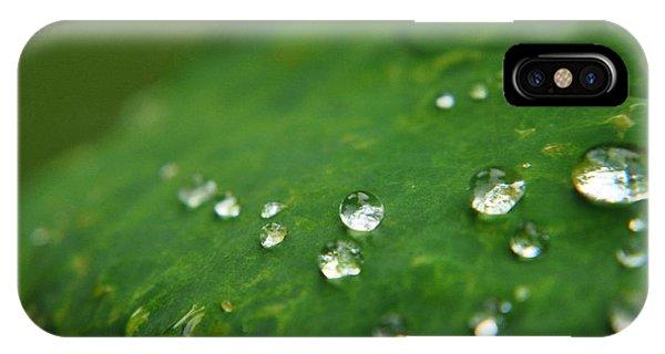Tear Drops From Heaven  IPhone Case