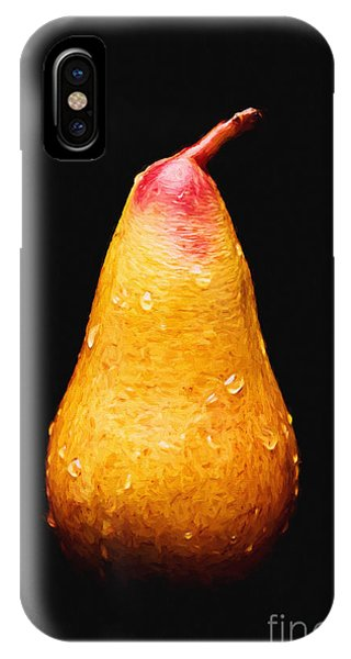 Tears Of A Sad Pear IPhone Case